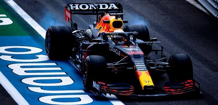 Verstappen, en los Libres de Francia