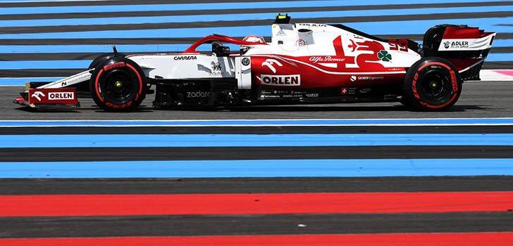 Alfa Romeo, al ataque tras el resultado de la clasificación en Francia