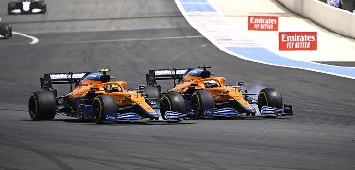 McLaren, con una mentalidad positiva para Austria