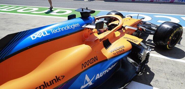 Ricciardo, en los Libres de Estiria