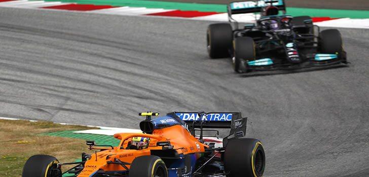 McLaren llegará a Gran Bretaña para competir en casa