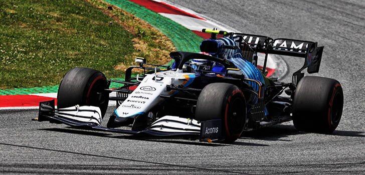 Williams llega a su carrera de casa en Gran Bretaña