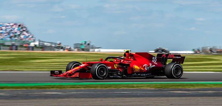 Buena posición de salida para Leclerc
