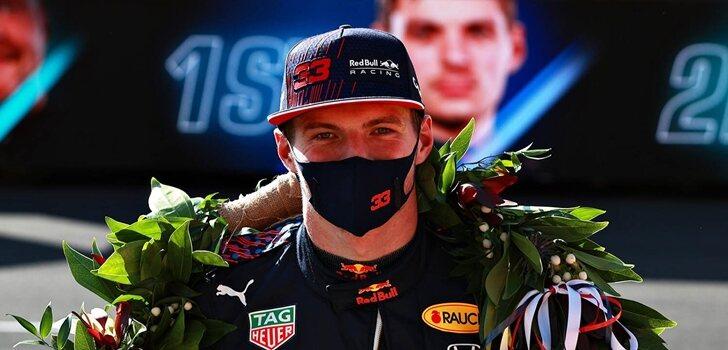 Verstappen, 1º en el sprint de Silverstone