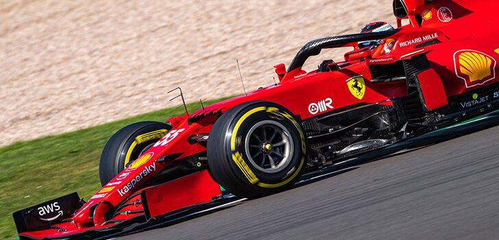 Ferrari Hungría