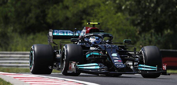 Mercedes lidera en Libres 2
