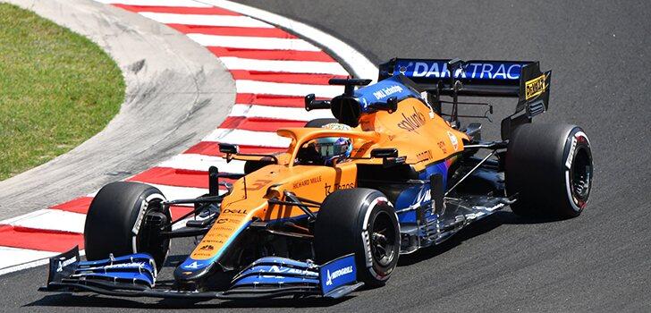 McLaren Hungría