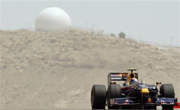 Red Bull sigue en la primera plana