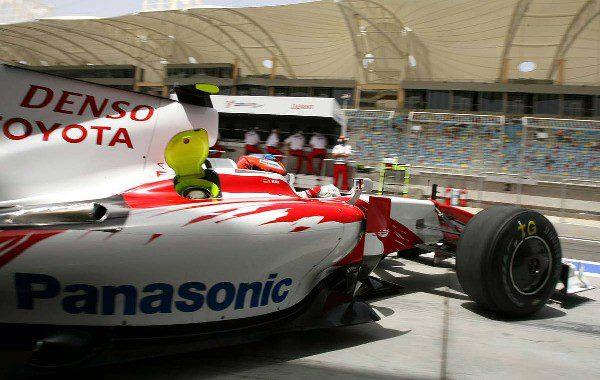 GP de Bahrein 2009: Pesos para la carrera