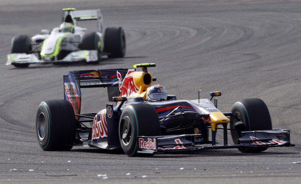 Vettel, contento con el segundo puesto