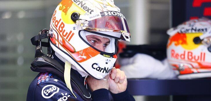 Verstappen, tras el GP de Italia 2021