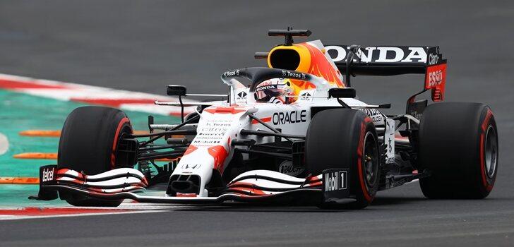 Verstappen, en la Qualy de Turquía