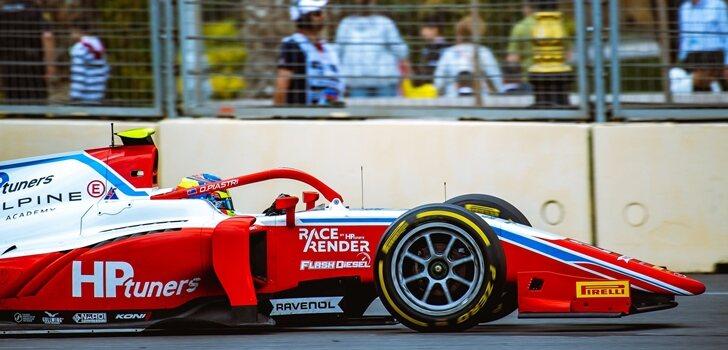 Piastri, en el Mundial de Fórmula 2
