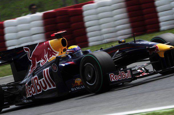 Red Bull estrenará el doble difusor en Mónaco