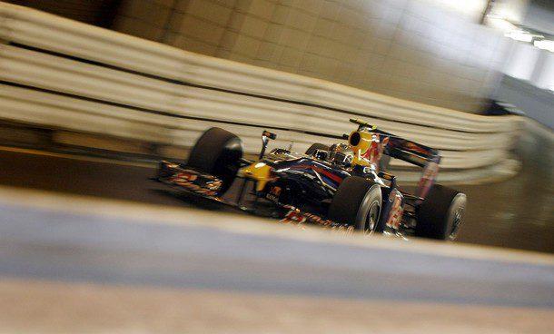 La pole se le escapa a un descargado Vettel