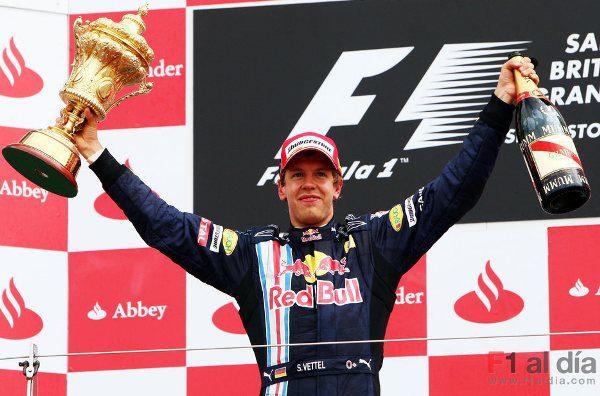 """Vettel: """"Este partido lo juego en casa"""""""