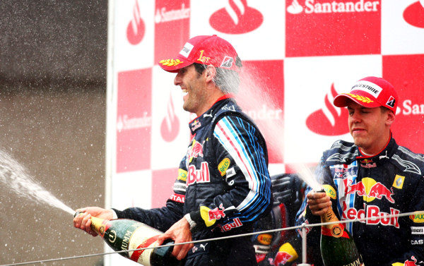 Otro doblete de Red Bull