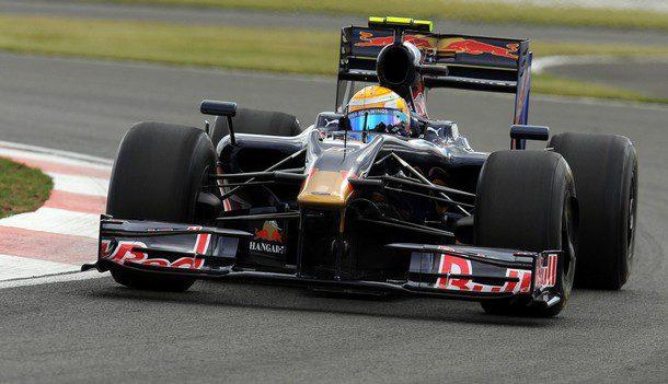 Toro Rosso prepara el nuevo Str4 con Alguersuari