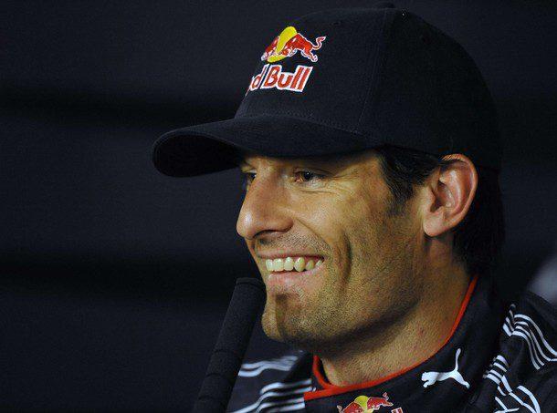 Webber negocia para renovar con Red Bull
