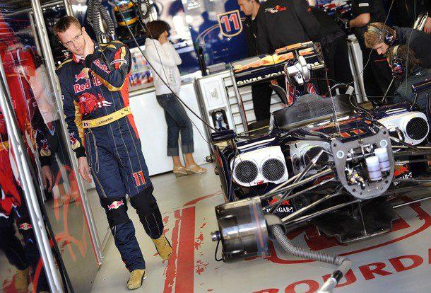 Bourdais denunciará a Toro Rosso