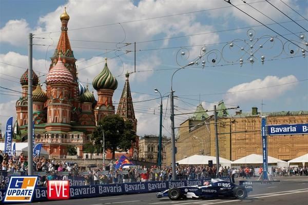 Fórmula Uno por las calles de Moscú 005_small