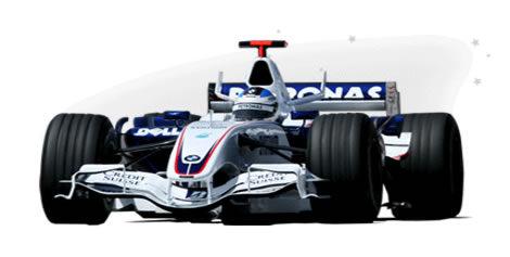 Un paso importante de BMW-Sauber para 2008