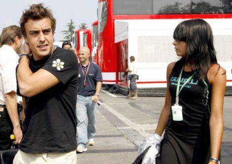 Alonso, condicionado por sus patrocinadores