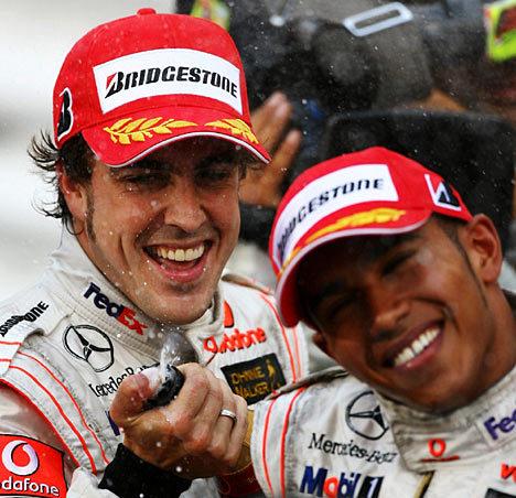 """Hamilton: """"Fernando y yo nos veremos durante las vacaciones"""""""