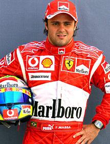 Massa bromea con Fernando Alonso