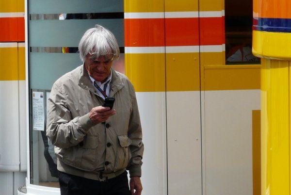 Ecclestone habla sobre los Grandes Premios futuros 001_small
