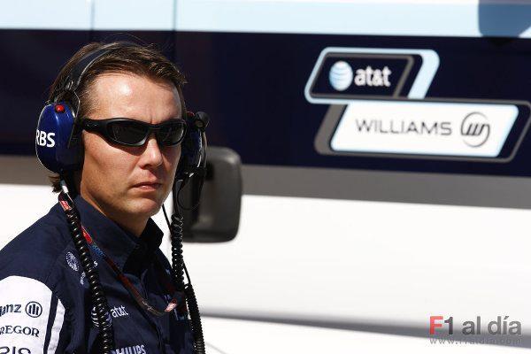 Williams continúa trabajando en el KERS