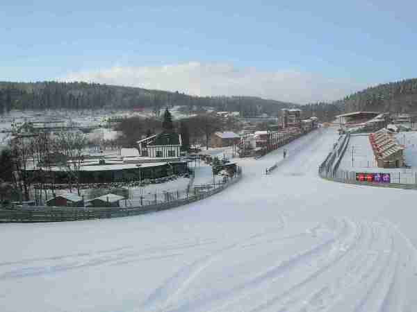 Circuito De Spa Francorchamps : Estudio del circuito de spa francorchamps f1 al día