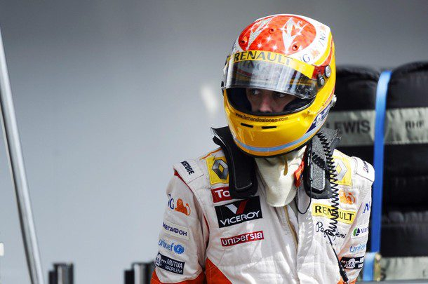 Italia lo da por hecho: Alonso con Ferrari en Monza
