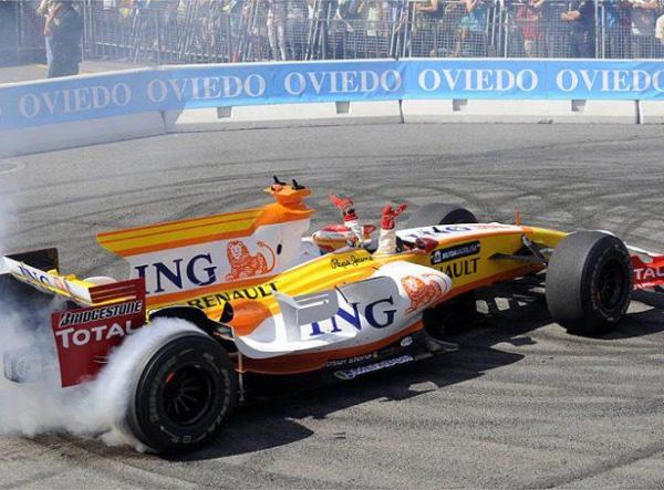Circuito Fernando Alonso Oviedo : Noticias de fernando alonso la nueva españa