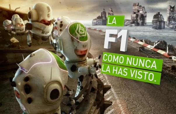 laSexta interrumpe sus anuncios con la exhibición de Fernando Alonso 001_small