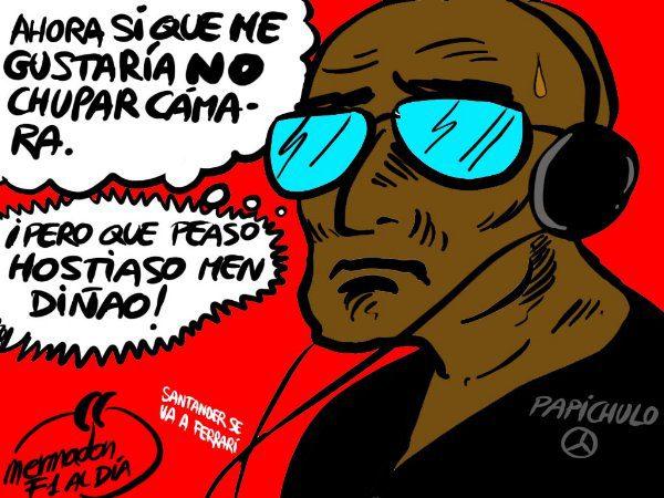 La viñeta (74): 'Papichulo'