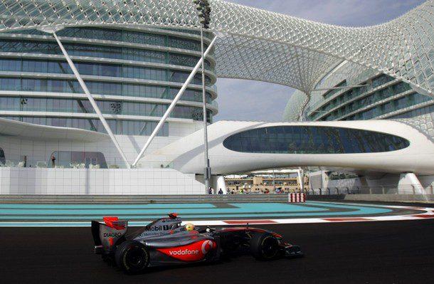 GP de Abú Dhabi 2009: Libres 2