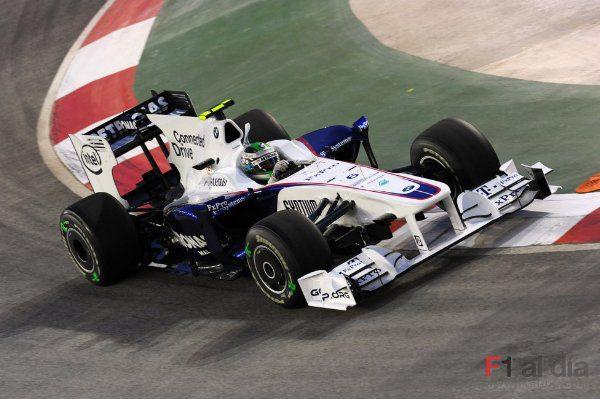 Sauber le regalará un Fórmula 1 a Heidfeld 001_small
