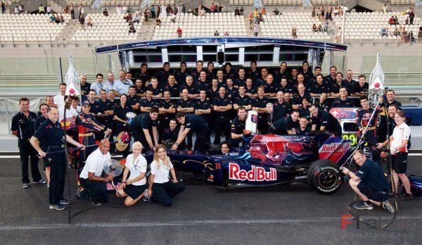 Toro Rosso construirá su propio monoplaza