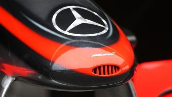 McLaren y Mercedes renuevan su acuerdo de suministro de motores