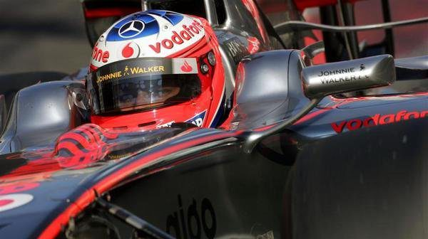 McLaren rueda en Jerez con Gary Paffett