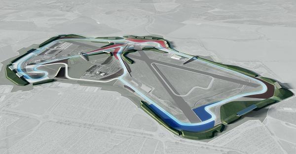 Bienvenidos al nuevo Silverstone