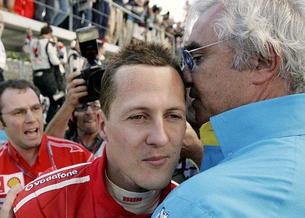 """Briatore: """"Si Schumacher ha decidido volver es porque puede ser rápido"""" 001_small"""