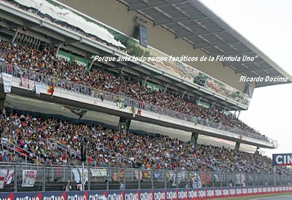 """""""This is Formula 1"""""""