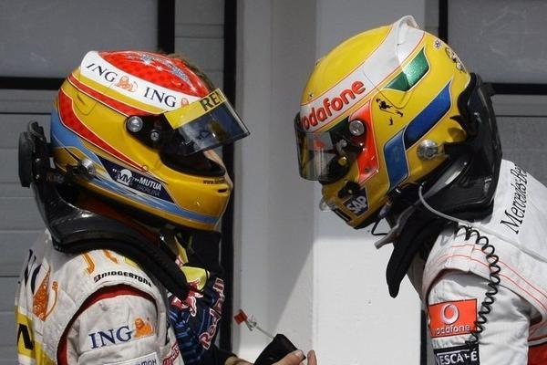 Kovalainen apuesta por un duelo Lewis-Fernando