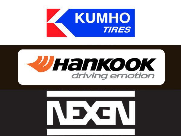 Dos empresas coreanas, candidatas a suministrar neumáticos a la F1
