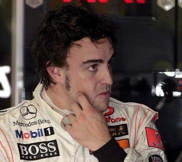 """Fernando Alonso: """"Estoy más atrás de lo esperado"""""""