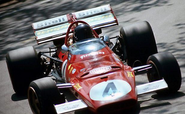 Resultado de imagen de Ferrari F1 de los 70