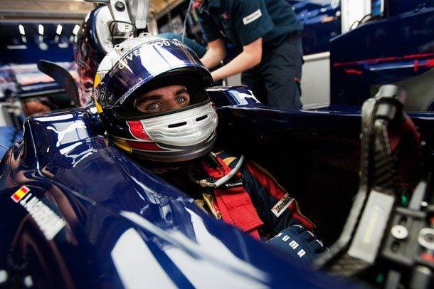 Jaime Alguersuari confirmado en Toro Rosso