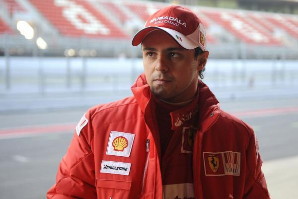 Massa fue 2,5 segundos más rápido que Rossi